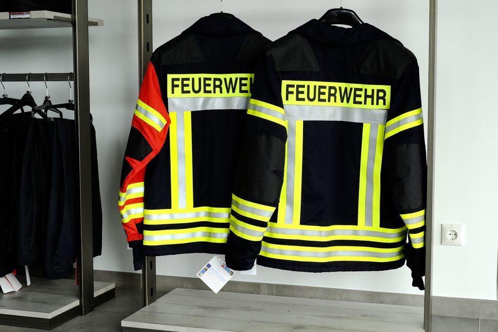 Feuerwehrjacke