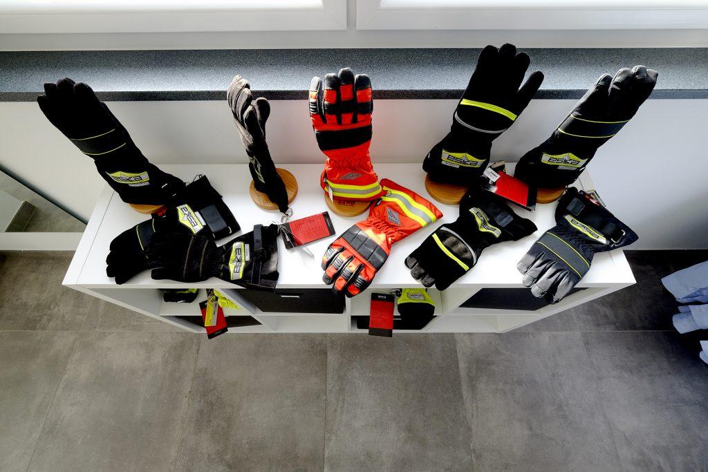 Feuerschutzhandschuhe